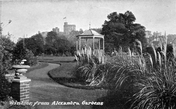 Bandstand 1901