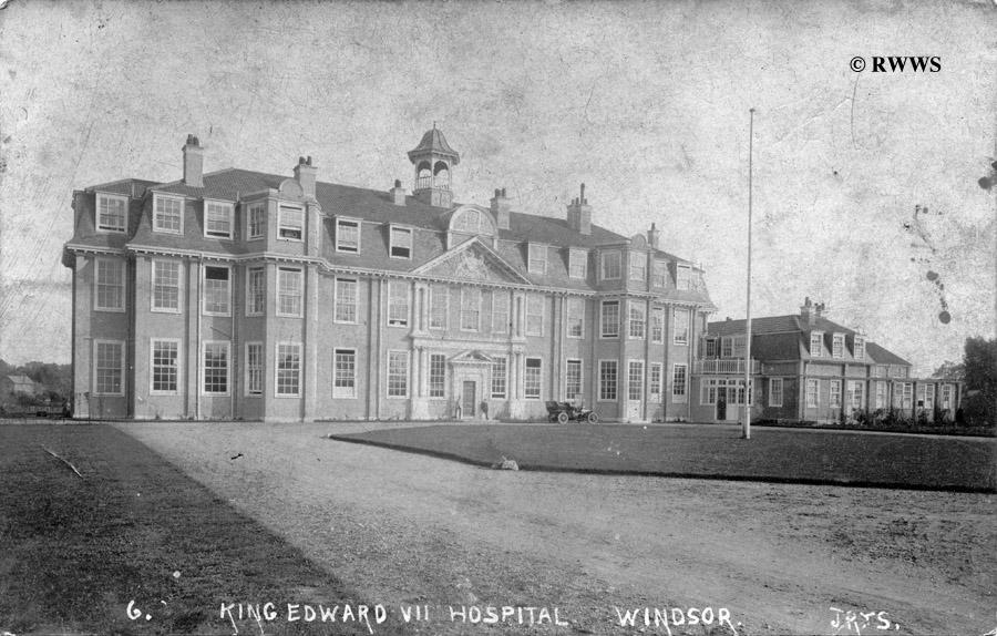 1909KingEdwardHospitalMainEntraceCar%209